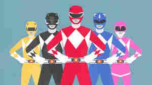 Power Rangers: Haim Saban