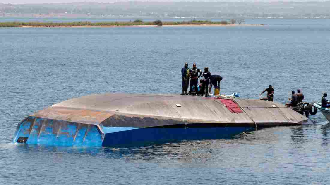 Survivor found inside capsized Tanzania ferry; toll hits 209