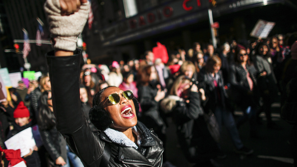 The Women s Wave: Backlash To Trump Persists, Reshaping Politics In 2018