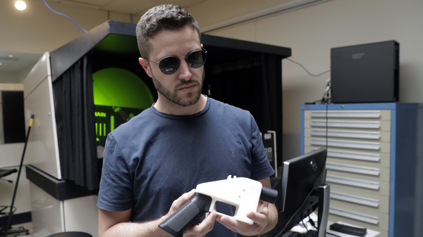 Cody Wilson, founder of a company that produces designs for controversial 3D-printed guns, was released on $150,000 bond from a Houston jail, following accusations that he sexually assaulted a minor.