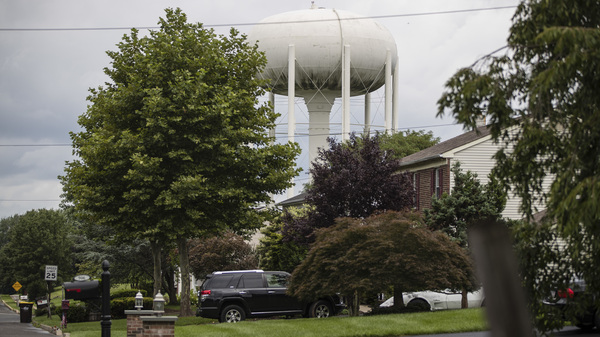 Horsham, Pa., is one of many towns around the country grappling with potentially harmful chemicals in its water. They