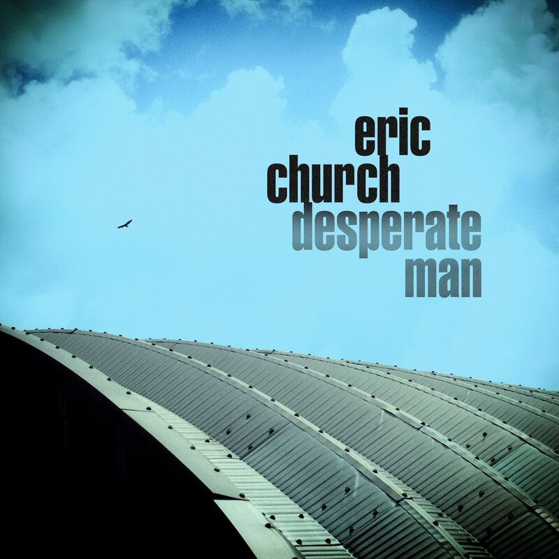 Listen To Eric Churchs New Album Desperate Man Npr
