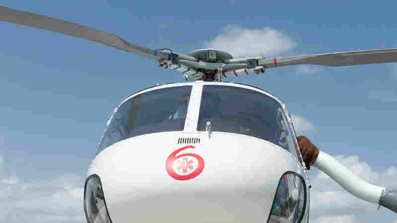 Will Congress Bring Sky-High Air Ambulance Bills Down To Earth?