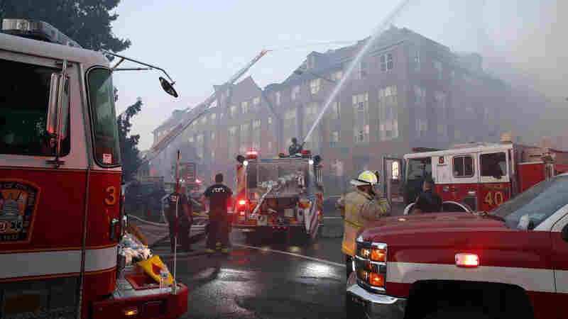 Senior Resident Found Alive In D.C. Apartment 5 Days After Fire