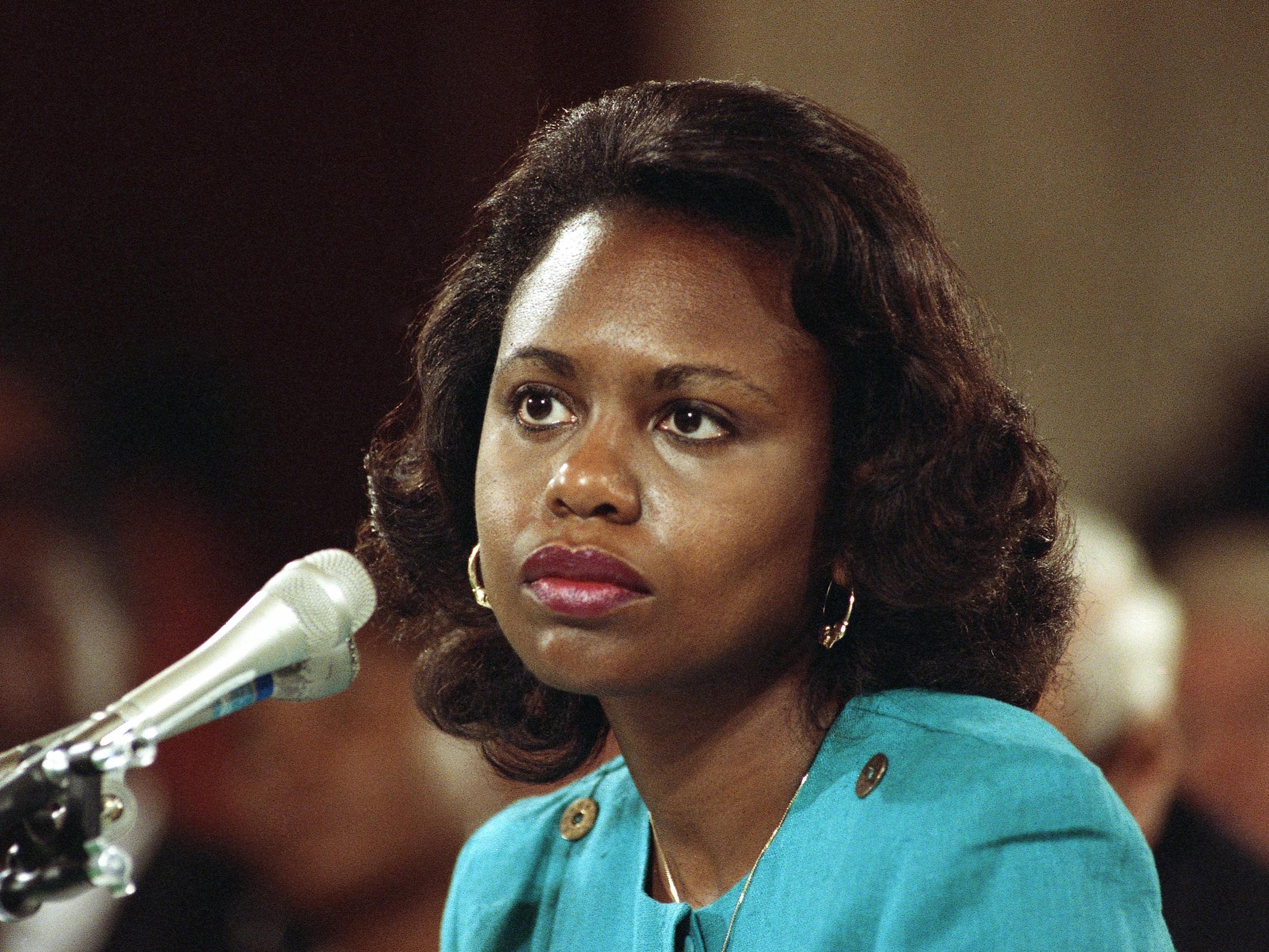 Anita Hill Says Kavanaugh Accuser Hearing 'Cannot Be Fair'