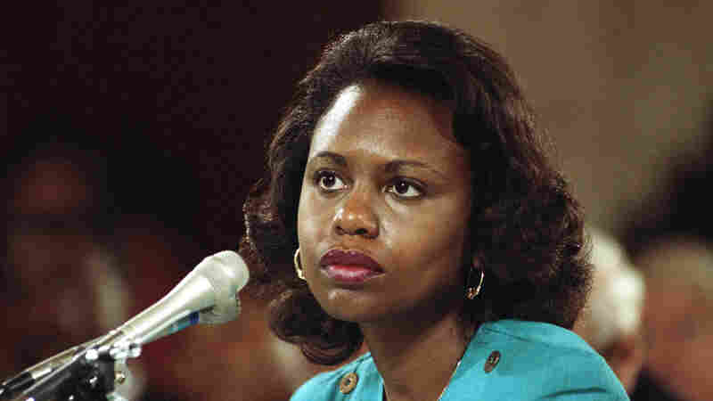 NPR News Interviews Professor Anita Hill