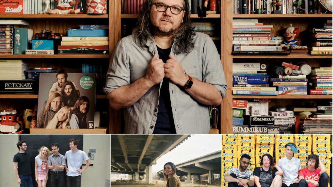 New Mix: Jeff Tweedy, Allen Tate, Charly Bliss, Bad Moves, More
