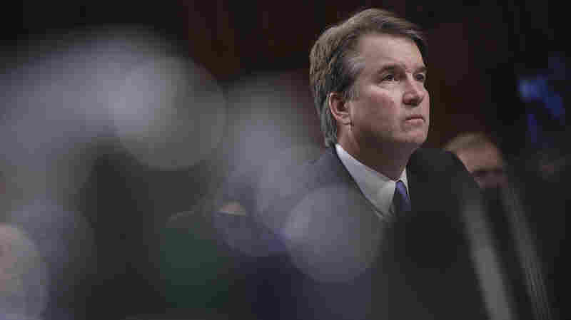 Trump On 2nd Kavanaugh Accuser: 'Totally Inebriated And All Messed Up'