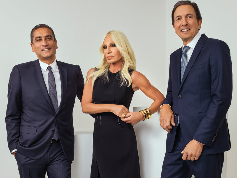 Må dåligt rengöringsmedel Make  Michael Kors Buys Italy's Versace Fashion House For $2.12 Billion : NPR