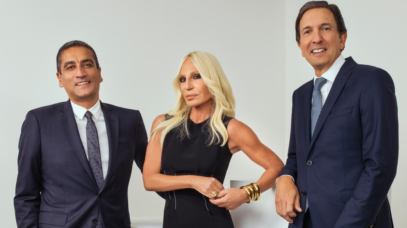 Michael Kors Buys Italy's Versace Fashion House For $2.12 Billion : NPR