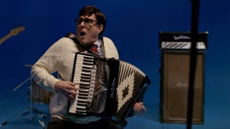 Weezer Made A Video For Its 'Africa' Cover, And Of Course It Stars 'Weird Al' Yankovic