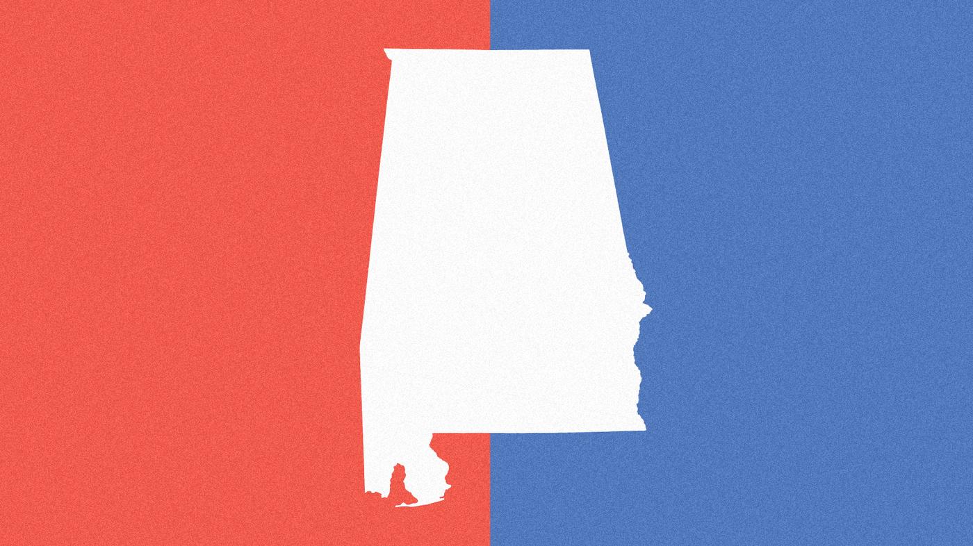 2018 Alabama Election Results : NPR