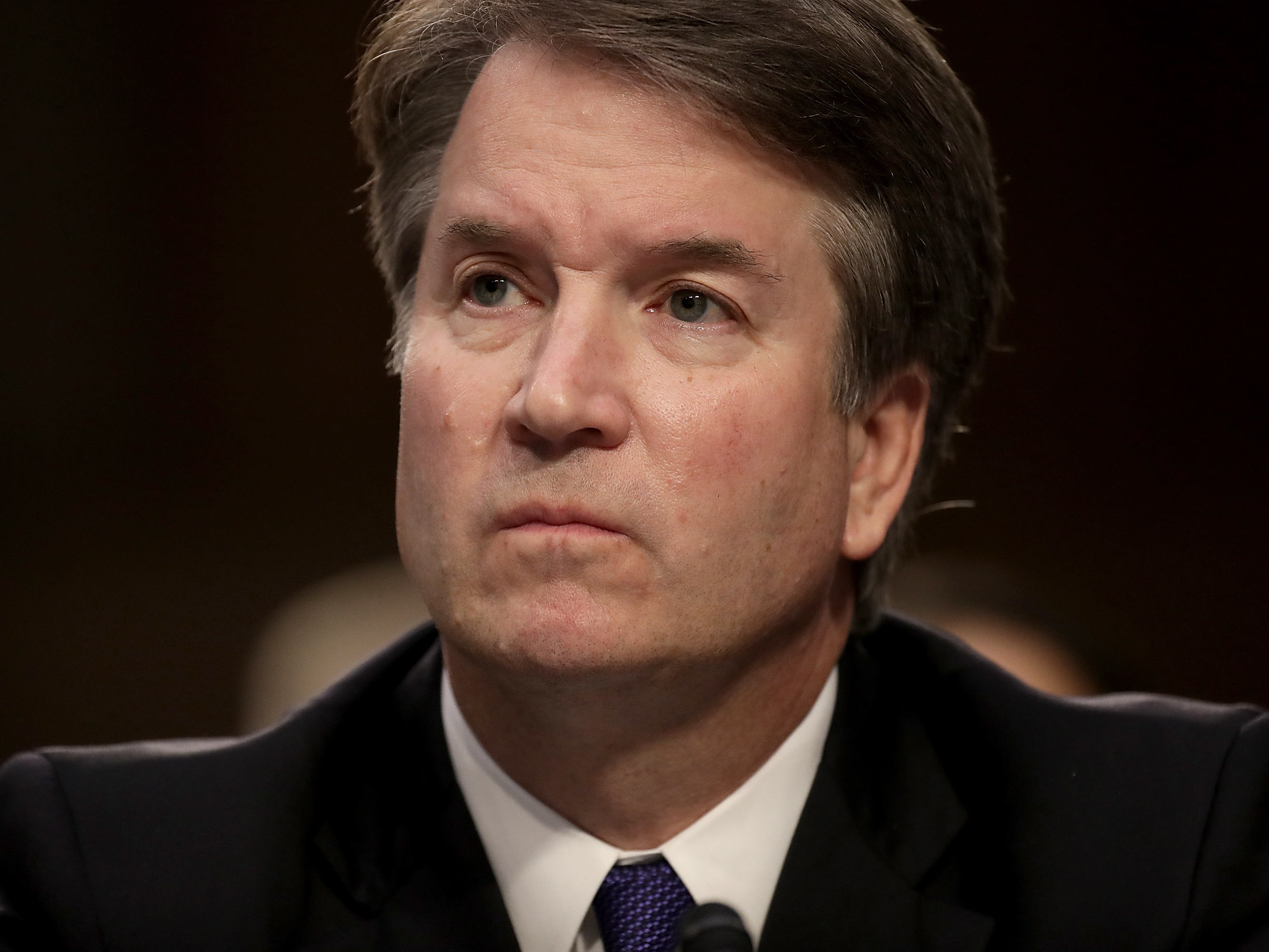 Trump's Supreme Court nominee, accuser face scrutiny at Senate hearing