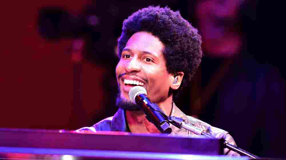 'In The Moment, You Just Fly': Jon Batiste Lets Loose At The Piano