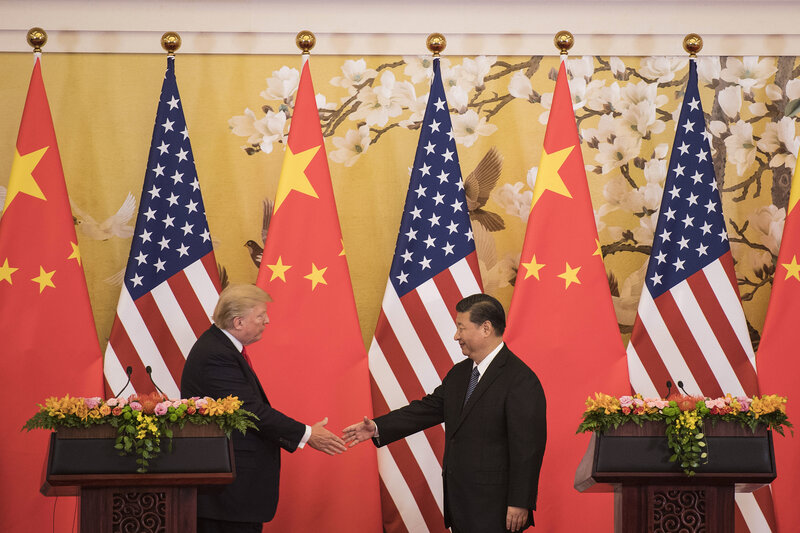 Opinion: How China Challenges America's World Leadership : NPR