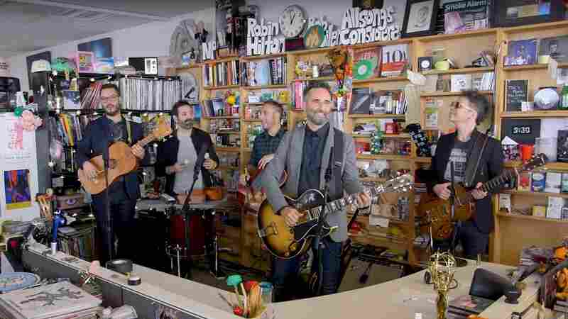 'El Tiny': A Sampler Of Latin Bands At NPR's Tiny Desk