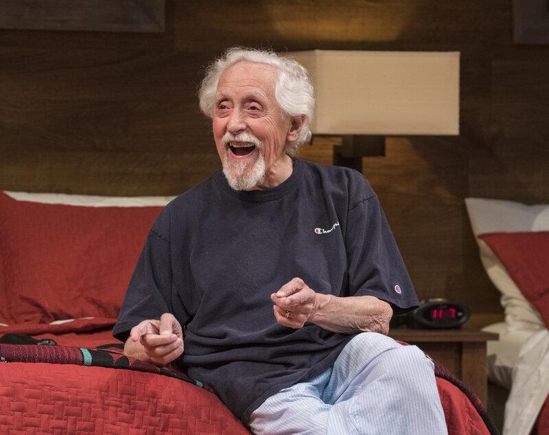 at 94 mike nussbaum is the oldest working stage actor in show biz npr