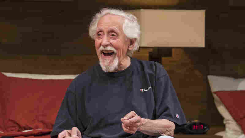 At 94, Mike Nussbaum Is The Oldest Working Stage Actor In Show Biz