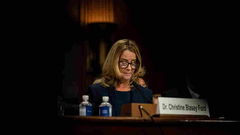 Opinion: Christine Blasey Ford's Moving Testimony