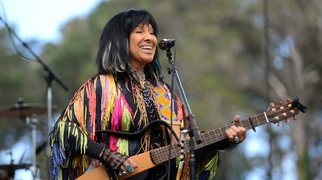 Buffy Sainte-Marie's Authorized Biography Serves As A 'Map Of Hope'