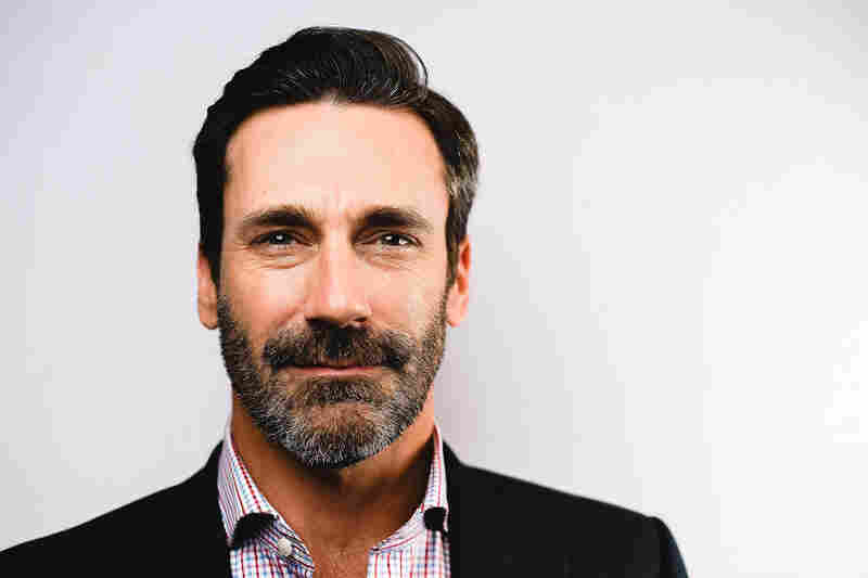 Jon Hamm poses for a portrait during the Baby Driver premiere at the 2017 SXSW Conference and Festivals on March 11, 2017, in Austin, Texas.