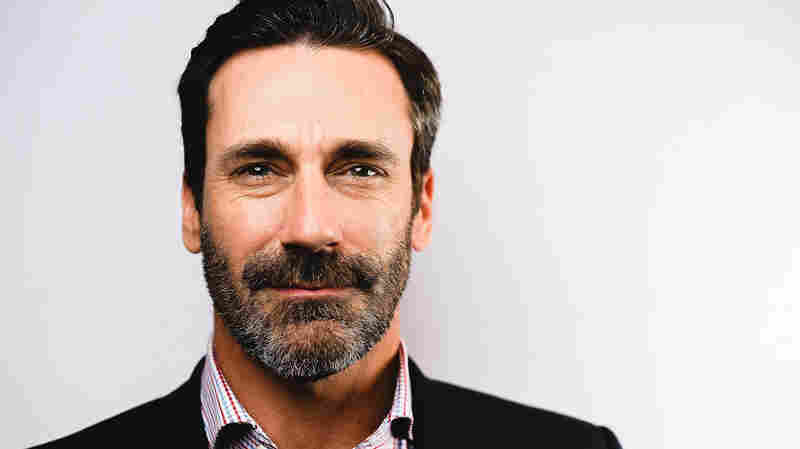 Jon Hamm poses for a portrait during the Baby Driver premiere at the 2017 SXSW Conference and Festivals on March 11, 2017 in Austin, Texas.