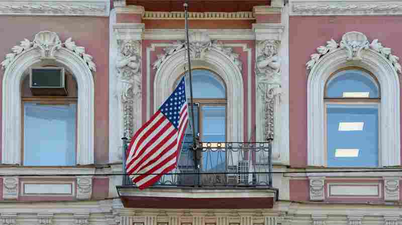 Latest Collateral Damage In U.S.-Russia Spat: An Anglo-American School Is Shut