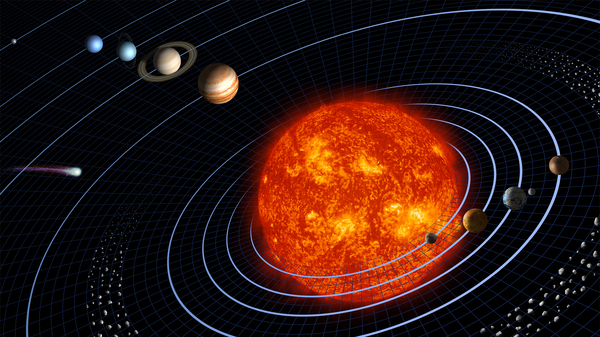 Our solar system is the subject of composer Gustav Holst's The Planets, which premiered 100 years ago on Sept. 29, 1918.