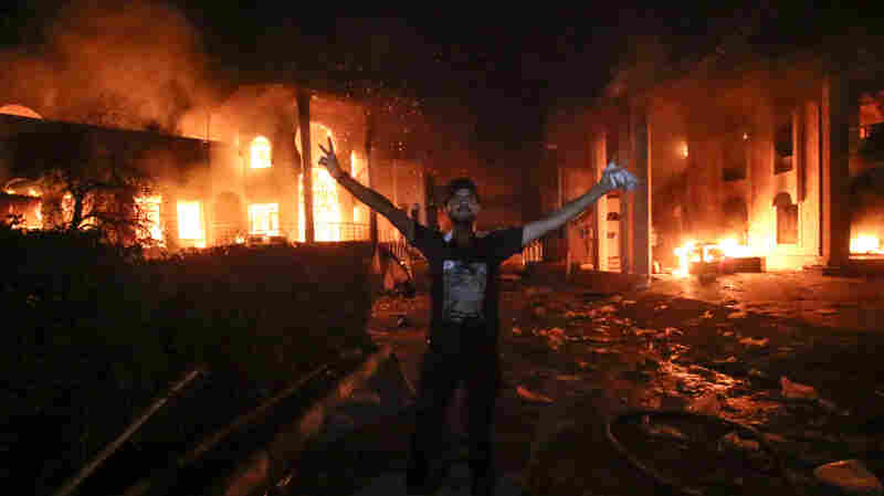 U.S. Closes Consulate In Basra, Citing Iran-Backed Violence
