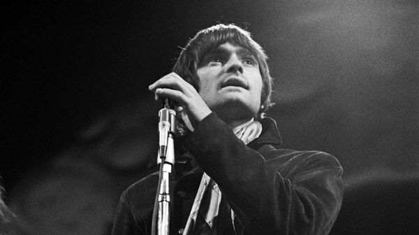 Balin performs at the Monterey Pop Festival in Monterey, Calif., on June 17, 1967.