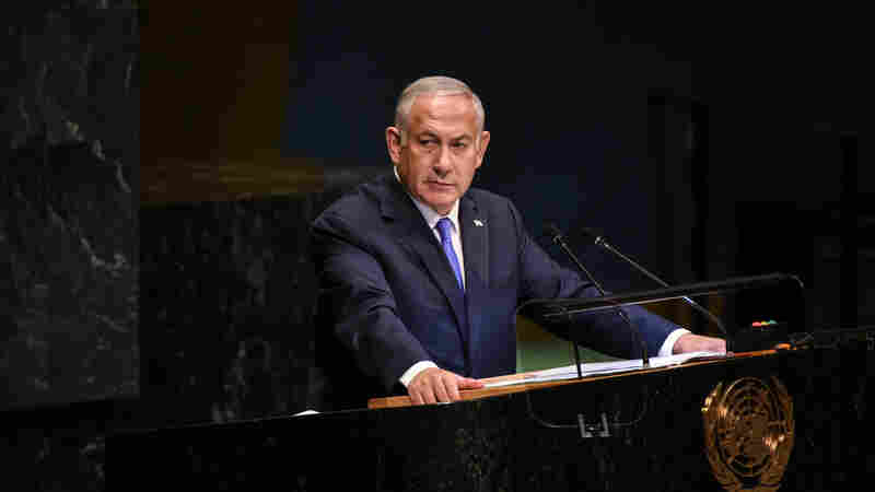 Netanyahu's Not-Quite-2-State Solution
