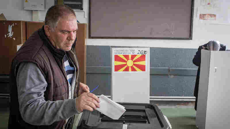 Low Turnout In Referendum Throws Macedonian Name Change Into Question