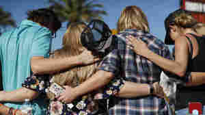 A Survivor Helps Other Survivors Process The Horrors Of The Las Vegas Mass Shooting