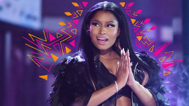 Nicki Minaj Is The 21st Century's Insatiable Hip-Hop Monarch
