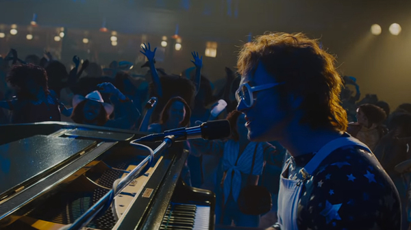 Elton John s Story Teased With Surreal Fantasy In  Rocketman  Trailer