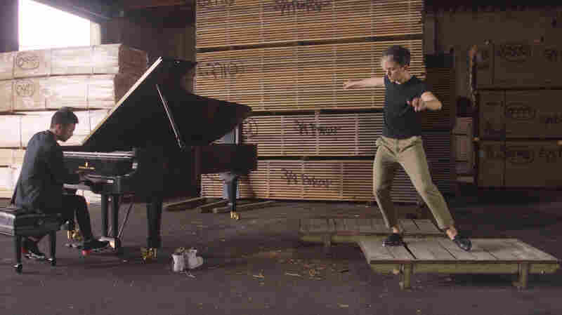 Bach On Tap Shoes: Tiptoeing Through The 'Goldberg Variations'