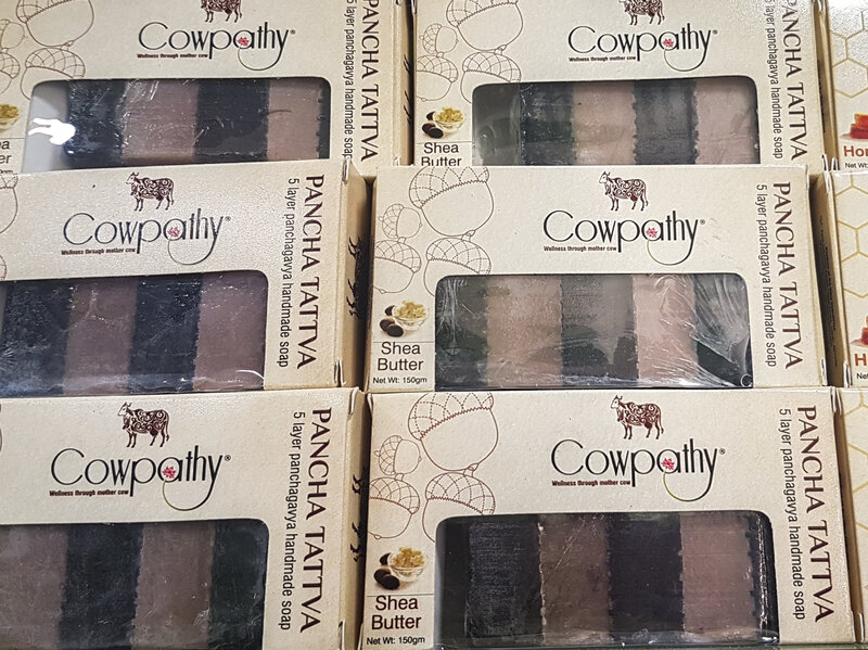 Cow Dung Soap Is Cleaning Up In India — But Are There Any