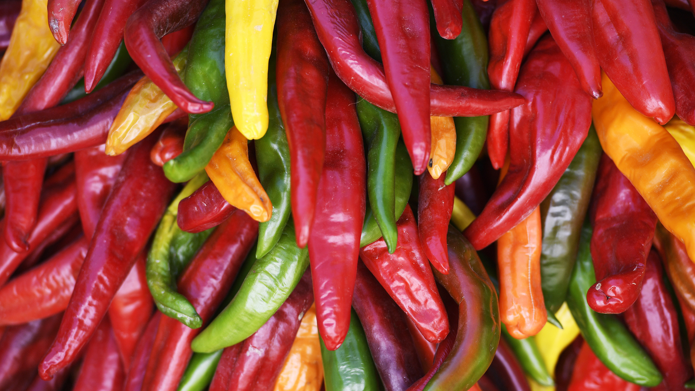 The Chile Pepper Rivalry Heats Up Between New Mexico's ...