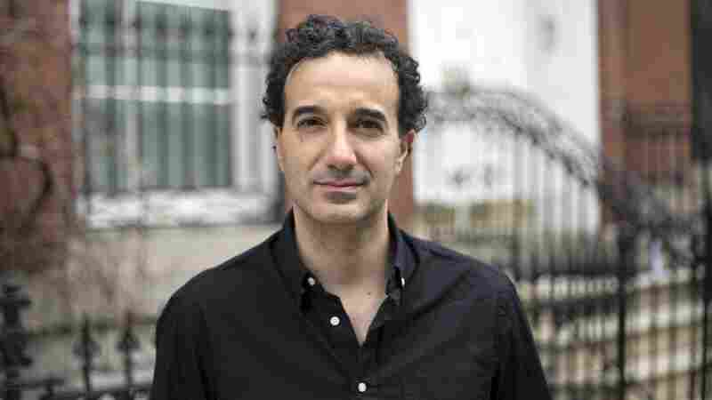The Supreme Court Is A Musical Muse For 'Radiolab' Host Jad Abumrad