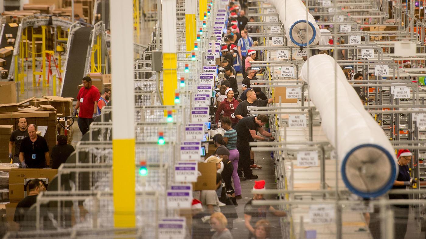 Amazon Sets $15 Minimum Wage For U S  Employees, Including