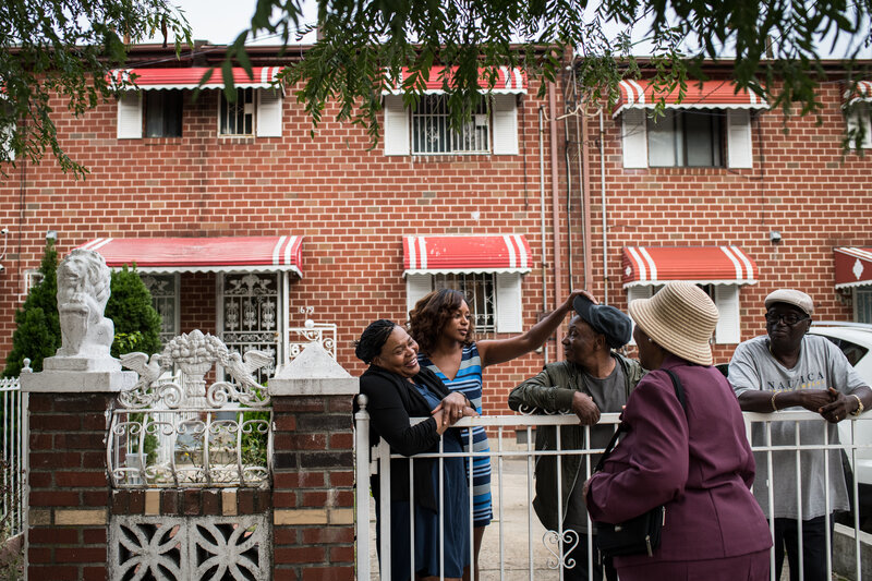 Growing Up In Poor Neighborhoods Can Have A Devastating Impact >> The American Dream One Block Can Make All The Difference Npr