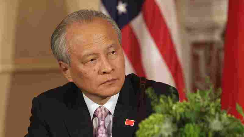 Transcript: NPR's Interview With China's Ambassador To The U.S.