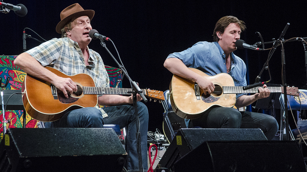 Jeff Daniels And The Ben Daniels Band On Mountain Stage