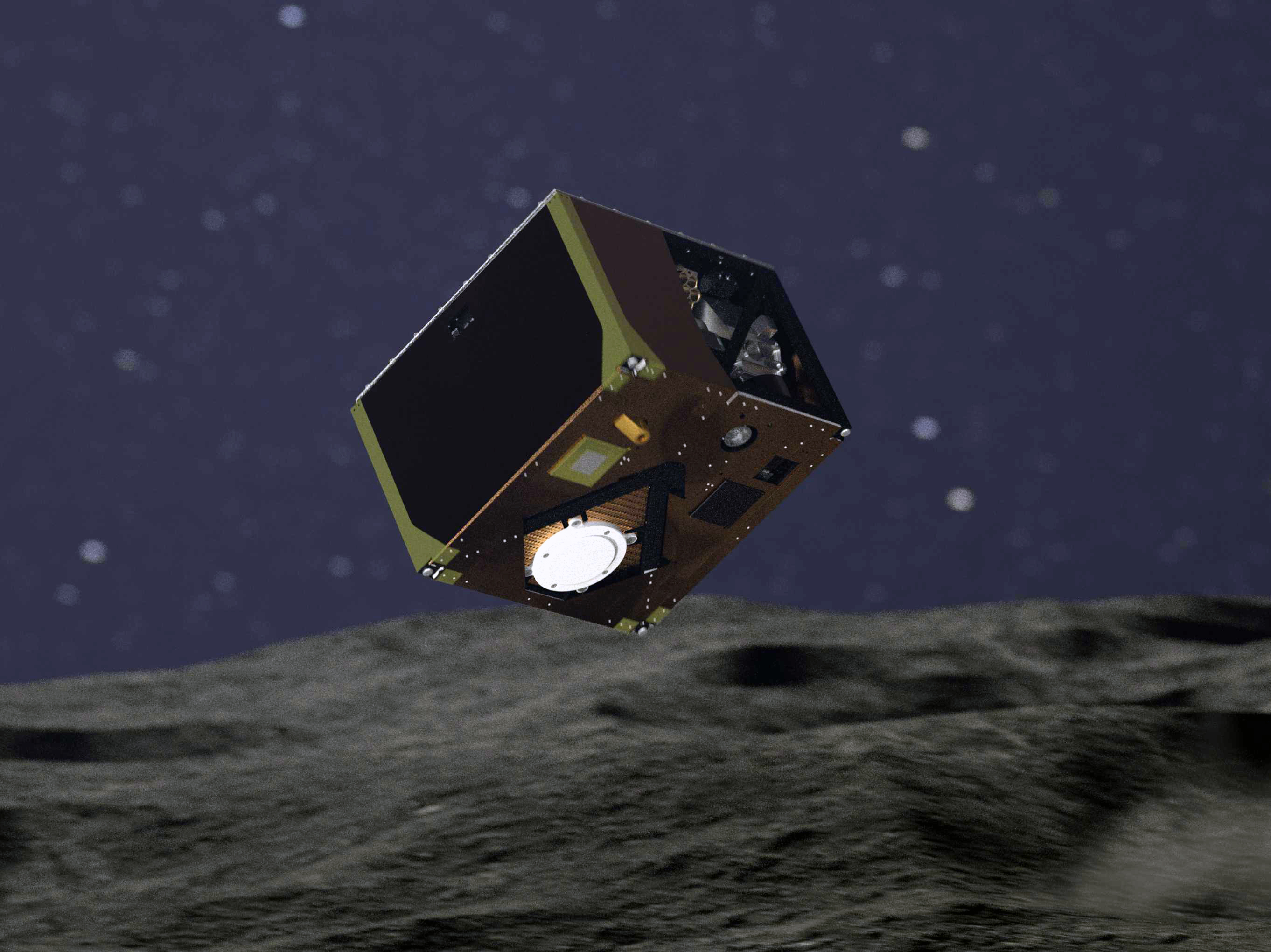 Probe Lands On Ryugu Asteroid In Latest Success For International Group