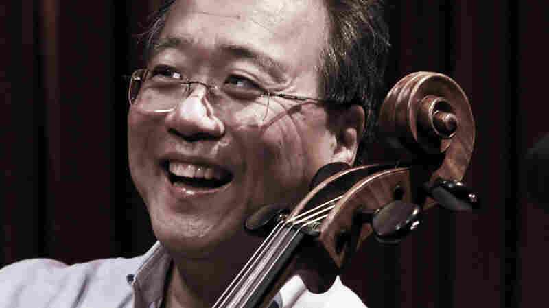 Watch Yo-Yo Ma Perform 'Song Of The Birds' Live In The Studio