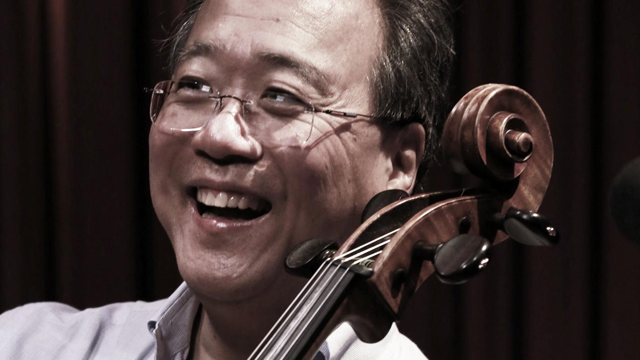 Watch Yo-Yo Ma Perform 'Song Of The Birds' Live In The Studio : NPR