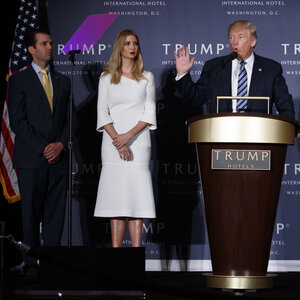New York AG Presses Forward With Suit Against Trump's Charitable Foundation
