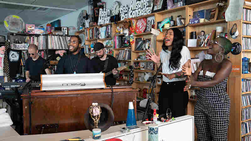 Cory Henry & The Funk Apostles: Tiny Desk Concert