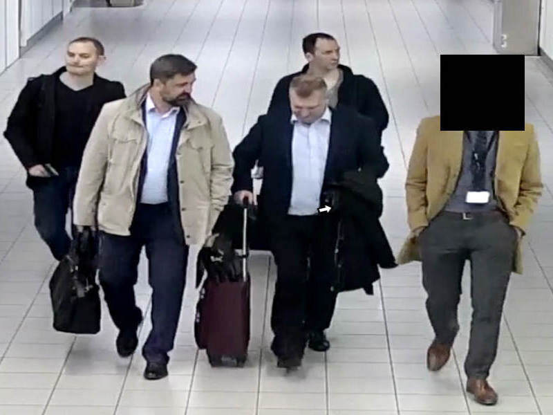 U S  Charges 7 Russian Intelligence Officers With Hacking 40 Sports