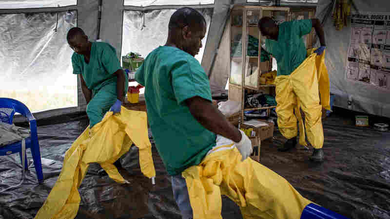 How Worried Should We Be About Ebola In Congo?